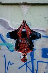 HH-Wheatpaste 2100 (cmdpirx) Tags: street urban color colour pasteup art public wall cutout