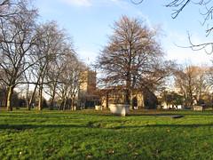 St Dunstan's church, Stepney (John Steedman) Tags: uk greatbritain england london church unitedkingdom stepney grossbritannien  towerhamlets stdunstans    grandebretagne stdunstanschurch