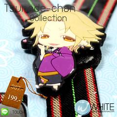 Tsunade-chan Collection สายเอี้ยมเด็กเล็ก (Cute Suspenders) สำหรับเด็กเล็กประมาณ 5 ขวบ การ์ตูนญี่ปุ่น เสื้อม่วง