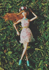 Summer Desire (Christian Defreyn) Tags: ginger dolls barbie midge barbiestyle