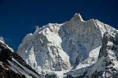 North face of Jannu (7710m)