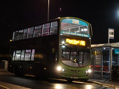Leeds (Andrew Stopford) Tags: eclipse volvo leeds first wright b9tl bd12tcz