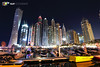 Dubai Marina Night (alvifotografie) Tags: nightphotography buildings dubai dubaimarina dxb canon1740mm dubaimall danielcheong canon6d marinadubai dubaimarinawalk dubaijbr dubainightphotography alvifotografie alviphotography mydubai jbrthewalk