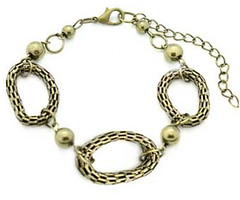 5th Avenue Brass Bracelet K1 P9490-4