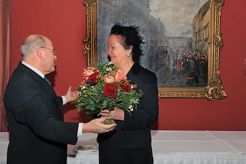 Bundesverdienstkreuz für Luc Jochimsen