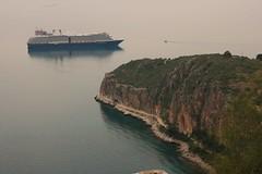 Nafplio_Peloponissos_cruise_ship (spicros78) Tags: cruise walking holidays ship quiet peace view visit explore greece harmony capture nafplio