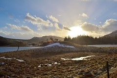 Kingussie (Michelle O'Connell Photography) Tags: winter snow landscape scotland highlands scenery kingussie a86 newtonmore scottishhighlands riverspey michelleoconnellphotography