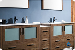 FVN62-361236WB-UNS_2 (Burroughs_Hardwoods) Tags: bathroom mirror bath sink cabinet furniture mirrors double storage sinks cabinets countertops cabinetry vanities