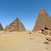 Jebel Barkal and the Napatan pyramids