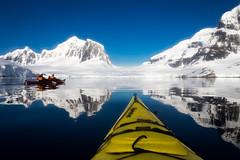 Mirror seas and epic peaks (aquinnm) Tags: antarctica
