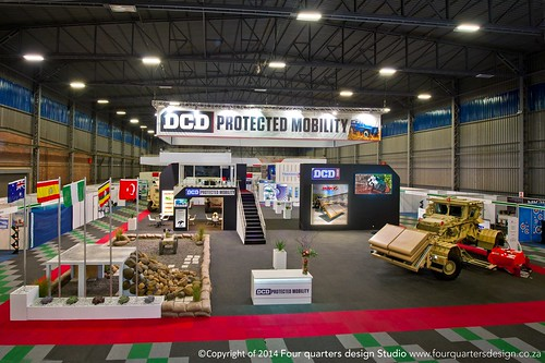 EXHIBITION STAND BUILDERS AFRICA