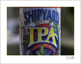 Shipyard ale