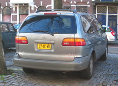 2000 Toyota Sienna 3.0 V6 24V LE (rvandermaar) Tags: 30 2000 sienna le toyota v6 24v toyotasienna sidecode6 07jxvh