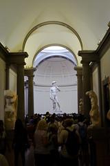David in the Galleria degli Uffizi (Sacha 2D) Tags: voyage leica italy europe tuscany toscane italie 2014 travelphotography leicam8 leicaelmaritm28mmf28 lensblr photographersontumblr sacha2d