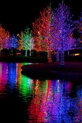 Vitruvian Park-2 (C.R. OBrien) Tags: christmas night lights dallas bridges nightshots dfw addison vitruvian vitruvianpark