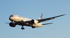 United Airlines Boeing 787-8 (PlaneSpottingUK) Tags: london fly flying airport heathrow aviation air flight aeroplane hobby landing airline fujifilm boeing airlines av airliner lhr 787 londonheathrow dreamliner avgeek boeing787 787dreamliner hs30exr