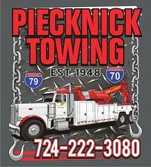 "Piecknick Towing - Washington, PA • <a style=""font-size:0.8em;"" href=""http://www.flickr.com/photos/39998102@N07/16267573676/"" target=""_blank"">View on Flickr</a>"