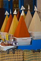 Spices (Victoria Lea B) Tags: spice morocco medina herb essaouira