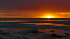 The Last Night at Port Hughes. (The Pocket Rocket) Tags: sunset explore southaustralia yorkepeninsula 472 porthughes