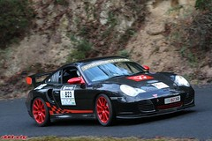 Porsche 996 Turbo Race Car in Australia (vividracing) Tags: tasmania targarally porsche996turbo gt2spoiler 996ttracecar hamprcoilovers