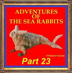 ADVENTURES OF THE SEA RABBITS (PART 23) (searabbits23) Tags: ny newyork sexy celebrity rabbit art hat fashion animal brooklyn sushi asian coneyisland japanese star restaurant tv google king artist dragon god manhattan famous gothic goth uma ufo pop taxidermy vogue cnn tuxedo bikini tophat unitednations playboy entertainer oddities genius donaldtrump mermaid amc mardigras salvadordali performer unicorn billclinton seamonster billgates aol vangogh curiosities sideshow jeffkoons globalwarming mart magician takashimurakami pablopicasso steampunk damienhirst cryptozoology freakshow seara immortalized takeshiyamada roguetaxidermy searabbit barrackobama ladygaga climategate  manwithrabbit