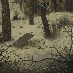 Bruegel Unseen Masterpieces zoom Winter (VISITFLANDERS) Tags: brussels art museum culture bruegel kmskb flemishmasters visitflanders