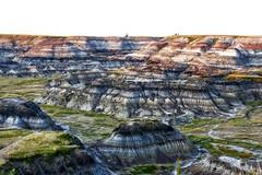 Horseshoe Canyon. sunset_ (John Andersen (JPAndersen images)) Tags: drumheller alberta badlands geology horseshoecanyon