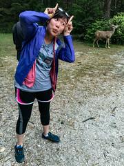 IMG_8576.jpg (edcool1_1) Tags: yosemitevalley california unitedstates us yosemite yosemitenationalpark conniechin connie deer antlers