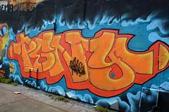 graffiti amsterdam (wojofoto) Tags: holland amsterdam graffiti nederland netherland ndsm penoy wolfgangjosten wojofoto