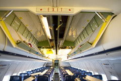 2016_04_06 American Airlines 727 restoration-9 (jplphoto2) Tags: cabin interior americanairlines boeing727 kbfi americanairlines727 jeremydwyerlindgren jdlmultimedia boeing727cabin