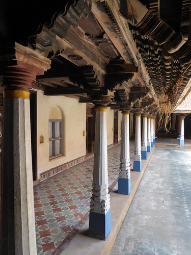 Chettinad Mansion, Kanadukathan