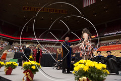 2016 - May - CHS - Convocation-143.jpg (ISU College of Human Sciences) Tags: graduation hilton coliseum convocation chs