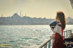 Good Sunset - IST (Boszanova_EK) Tags: travel sunset turkey nikon istanbul ist nikonphotographer iamnikon