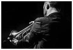 Anfiteatro Jazz 2016 - 01 (Mikeluk) Tags: bw italia jazz lucca bn musica toscana bianco nero musicista anfiteatro