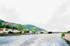 Heidelberg Aquarell 1 (rainerneumann831) Tags: outoffocus highkey heidelberg landschaft neckar aquarell berbelichtet unschrfe