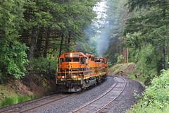 Summit, Oregon (UW1983) Tags: oregon trains railroads pw portlandwestern mountainrailroading