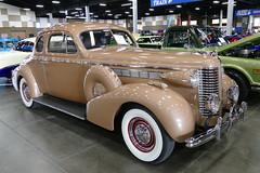 1938 Buick Century (bballchico) Tags: century buick 1938 coupe buickeight northwestrodarama kirkball