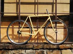 54cm Con Brio 4-Season (Capricorn Bicycles) Tags: road bicycle hand steel made custom lug lugs lugged