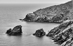 Faro de Cala Nans (Signore Aceto) Tags: landscape outdoor sony catalonia girona catalunya catalua catalogne capdecreus sonydscrx100