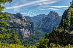 Yosemite 2016 (hermitsmoores) Tags: vacation nature woods nikon hiking lakes roadtrip yosemite halfdome fullframe fx forests yosemitevalley d800 onewithnature nikkor2870mmf28 highsierraloop nikond800