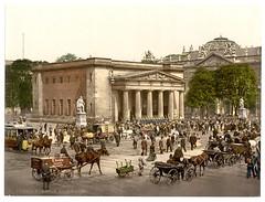 Berlin (6) (DenjaChe) Tags: berlin 1900 postcards 1900s postkarten ansichtskarten