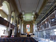 Interior view (robin_birdie) Tags: burnejones birminghamcathedral