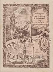 Llibret de festes de Quart any 1952 (Quart de Poblet Histria i Patrimoni (QPHP)) Tags: de industrial historia chimenea quart poblet onofre patrimoni xemeneia san fbrica fumeral sant onofre qphp