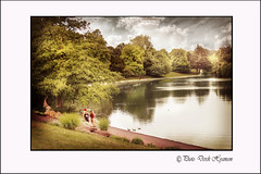 SEFTON PARK LAKE2 (Derek Hyamson) Tags: africa park people field landscape photo shadows outdoor walk candid border hdr oye sefton
