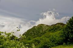 Stralci di nuvole (bormanus_sv) Tags: sky italy verde green clouds canon evening italia nuvole liguria hill cielo monte sera melogno bricporrino