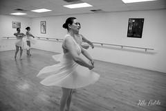 Intermediate Ballet 07 (mikecentola) Tags: bw ballet modern canon photography dance dancing jazz 5dm2
