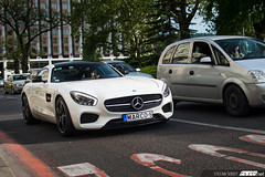 Mercedes-AMG GT S. (Stefan Sobot) Tags: mercedes nikon hungary budapest s gt amg d600 kadigde