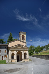 Rodiano Santuario della Beata Vergine di Croce Martina (Paolo Bonassin) Tags: italy churches emiliaromagna chiese savigno santuari savignolocrodiano