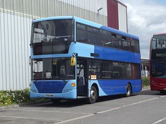 ADL Harlow 05/07/16 (TheStanstedTrainspotter) Tags: blue bus public buses brighton hove transport 400 redhill harlow publictransport caterham gatwick 2tone scania metrobus crawley adl 715 gatwickairport brightonhove repaint eastgrinstead goahead repainted alexanderdennis omnicity scaniaomnicity goaheadgroup n270ud yp09hwb scanian270ud adlharlow