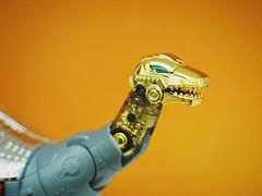 Fanstoys Stomp (Dino Mode) (Fuss Free McGee) Tags: toy toys robot dinosaur transformer slag robots transformers figure figures sludge dinosaurs swoop autobot snarl collectable autobots decepticon decepticons grimlock dinobots